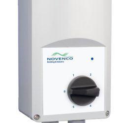Køb Novenco regulator 5-trin med afbr 3