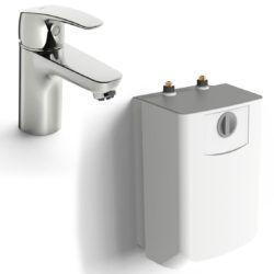 Køb Oras Safira håndvaskarmatur med vandvarmer | 701645604