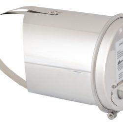 Køb Trækstabilisator til påspænding på 120-200 mm sorte røgrør | 318498200
