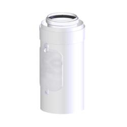 Køb Aftræk Connext 80/125X270 mm længde med rens | 342914080