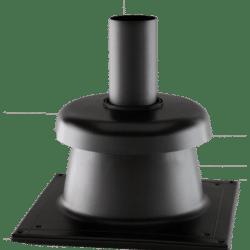 Køb Aftræk Connext 80 mm skorstensafslutning L3/L4 | 342968090