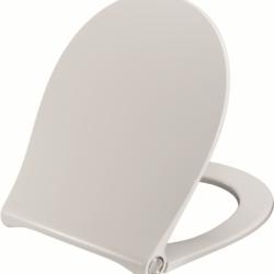 Køb Pressalit Sway Uni toiletsæde hvid med soft close og Lift-off   615060000
