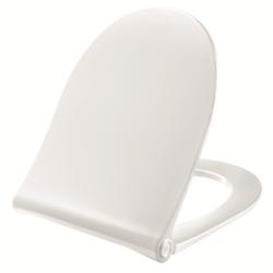 Køb Pressalit Sway D2 toiletsæde hvid med soft close og Lift-off   615064000