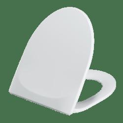 Køb Pressalit 974 toiletsæde hvid med fast beslag   615066000