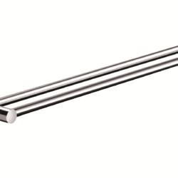 Køb Pressalit håndklædestang 120x600 mm dobbelt poleret | 775711240