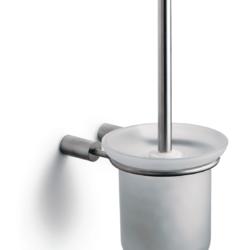 Køb Pressalit toiletbørste til væg rustfri stål