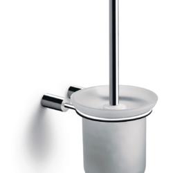 Køb Pressalit toiletbørste til væg poleret