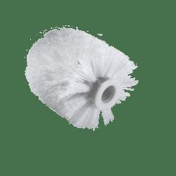Køb Pressalit løs børstehoved hvid