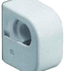 Køb Rørbærer purus enkelt hvid 12-15 MM | 042851115