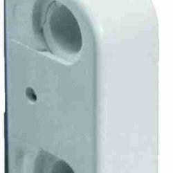 Køb Rørbærer purus dobbelt hvid CC40 12-15 MM | 042852115