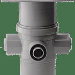 Køb Afløbsskål MaxiFlex 110 mm med rustfri rist | 153445956