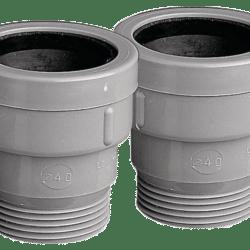 Køb Overgang jo-flex 11/4 nippel til 40 mm | 153453611