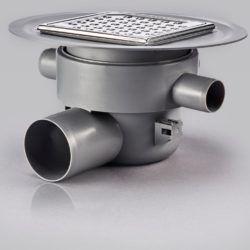 Køb PURUS MultiFlex med rist vandret 75 mm | 153482113