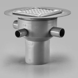 Køb PURUS MultiFlex med rist lodret 110 mm | 153483116