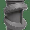 Køb Bøjning drejelig grå 32 mm muffe