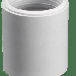 Køb Purus reduktion 40 x 32 mm hvid PP/TPE   752021040
