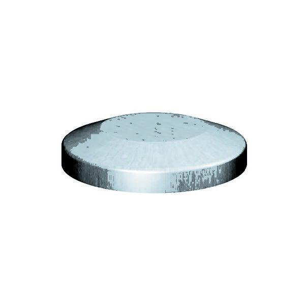 Køb RHEINZINK brøndkrave til beton uden hul 150 mm | 276671000