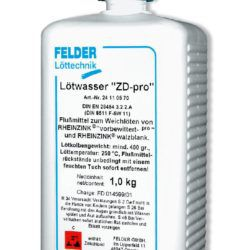 Køb RHEINZINK loddevand ZD-PRO 750ML | 289227010
