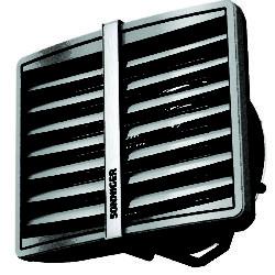 Køb Sonniger varmeventilator R3 inklusiv beslag | 980418611
