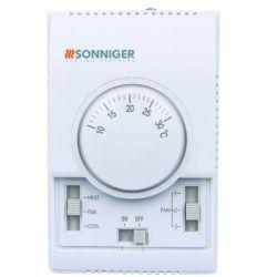 Køb TR-110L rumtermostat inklusiv hastighedsregulator | 980418613