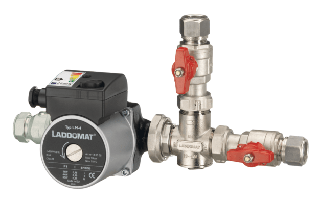 Køb Laddomat 11-30 for kedler max effekt 30 kW patron 53°C | 465611130
