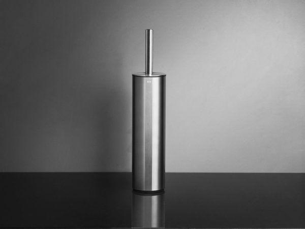 Køb Unidrain ReFrame toiletbørste (gulv) børstet stål | 778568306