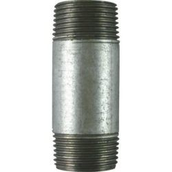 Køb Nippelrør galvaniseret 100 mm X 11/4 | 012100410