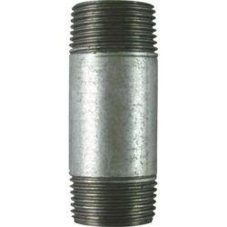 Køb Nippelrør galvaniseret 100 mm X 2 | 012100412