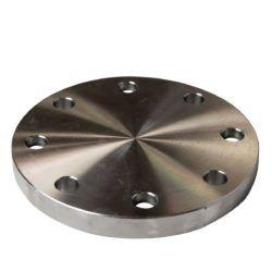 Køb Blindflange AISI 316L PN16 DN80/88