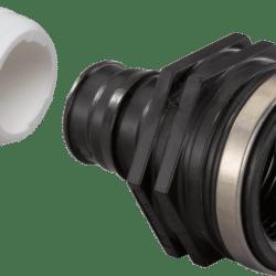 Køb OVERGANGSMUFFE Q&E PPSU UPONOR 25 mm x 3/4