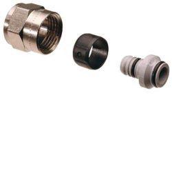 Køb Kompressions kobling Uponor 16x3/4   045467616