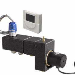 Køb Uponor Fluvia T PUSH 12 WL-G pumpeshunt | 381121143