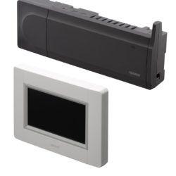 Køb Uponor kontrolenhed med betjeningspanel trådløs X-165+I-167 6X   466250010