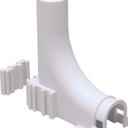 Køb Bukkefix Uponor plast 25/12-15 mm | 87255125