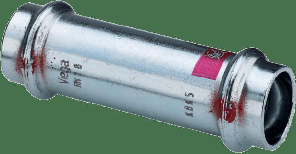 Køb Prestabo skydemuffe 22 mm forzinket stål   033916022