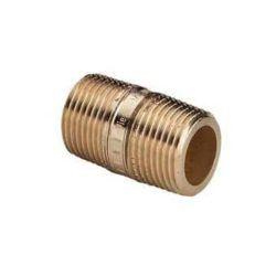 """Køb Viega nippelrør 1"""" x 100 mm rødgods   048410208"""