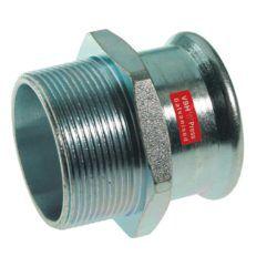 Køb VSH overgang muffe/nippel 18 mm X 3/4 fz | 034623232