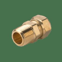 Køb VSH kompression overgangsnippel 22 mm X 3/4   044060022