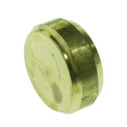 Køb VSH kompressions prop messing 15 mm | 044078015