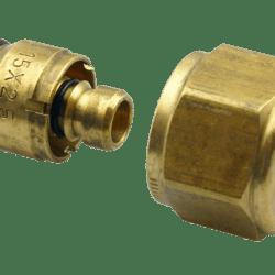 Køb VSH pex indsats 18 mm | 044092018
