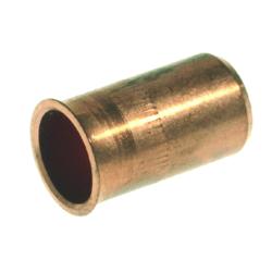Køb VSH kompression støttebøsning til pexrør 22 mm