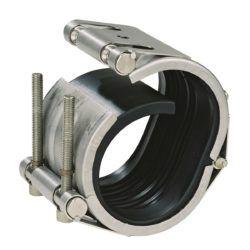 Køb Rørkobling Type Open Flex EPDM/ SS316. 76