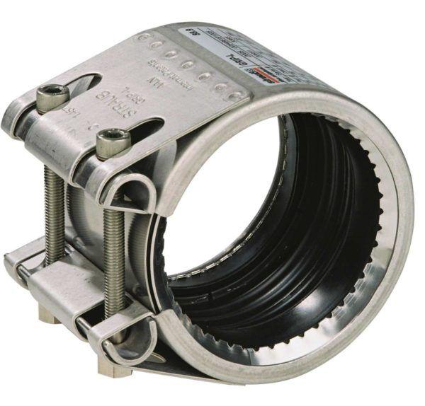 Køb Rørkobling Type Grip-L EDPM/ SS316. 104