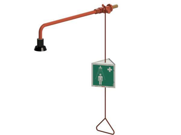 Køb Broen-lab vægmont kropsbruser | 765974315