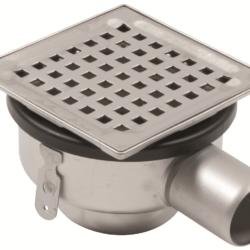 Køb Blucher Metal boligafløb 50 mm VL til beton | 153327112
