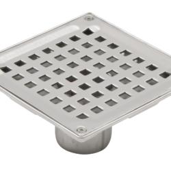 Køb Blucher Metal boligafløb 50 mm LL til beton | 153333112