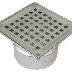 Køb Blucher Metal boligafløb 110 mm LL til beton | 153333116