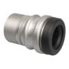 Køb Blucher Metal overgang 11/4X40 nippel | 153415711