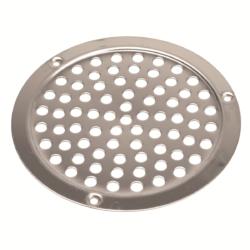 Køb Blucher Metal rist Ø136 mm til skrue | 153812136
