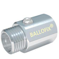 Køb Ballofix uden håndtag muffe/nippel 1/4 | 743520302